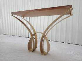 Console Table Scaled