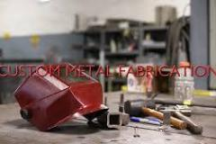 Customized Metal Fabrication
