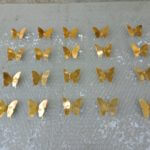 Butterfly==Decorative Metal