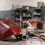 Customised metal fabrication
